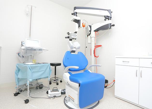 手術室です。
